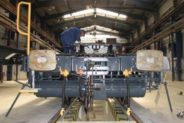 Popradská vagónka sa chystá rozširovať výrobu. Zohnala ďalšie zákazky v Rusku.