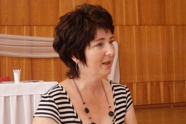 Renáta Sitarčíková.