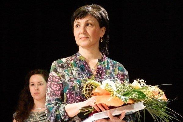 Iveta Labancová.