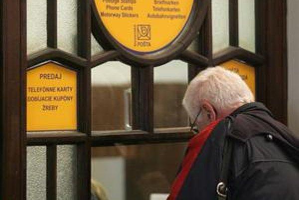 Pošta chce klientom ponúkať nové služby. Opäť s Poštovou bankou.