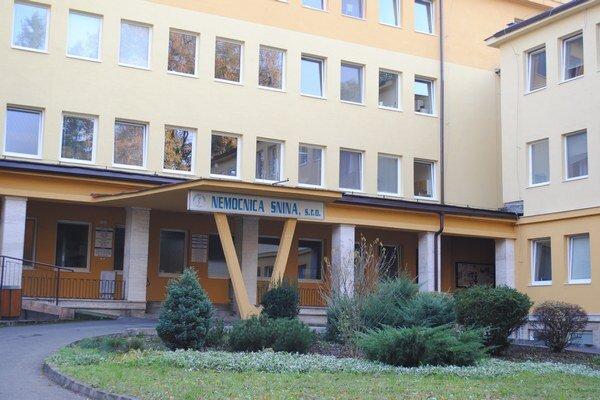 Sninská nemocnica.