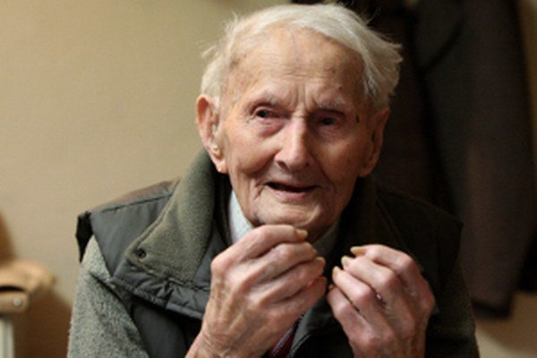 Jozef Daniška (1909-2014).