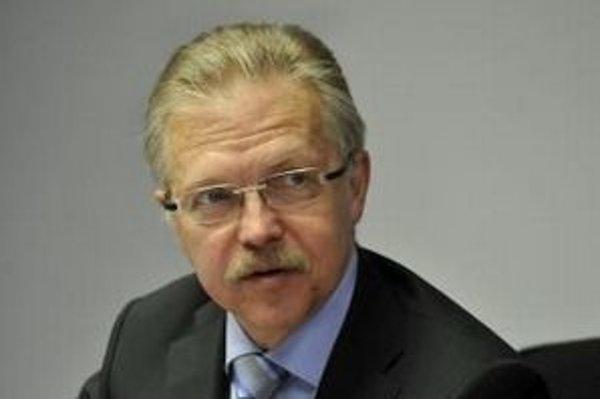 Exprimátor Bratislavy Andrej Ďurkovský.