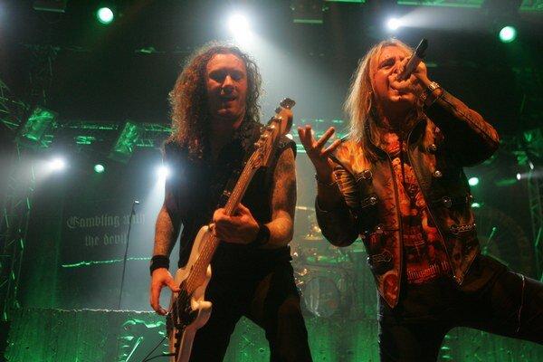 Medzi ťaháky festivalu patrí aj kapela Helloween.