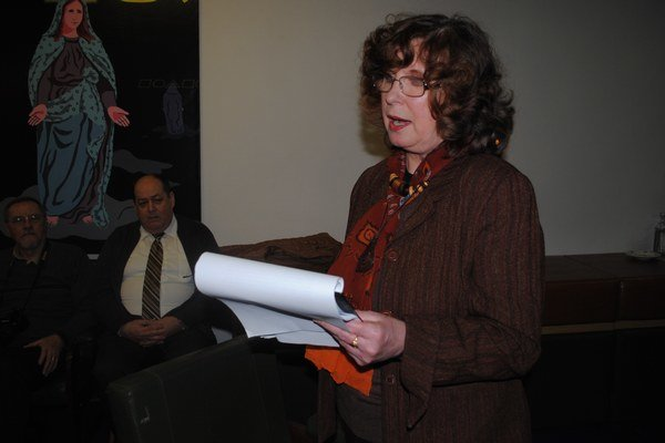 Mária Mišková. Zasadila sa za vydanie Miznúceho sveta.