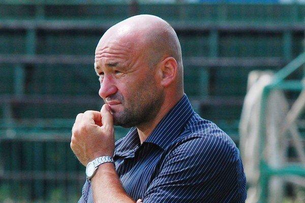 """Jozef Škrlík. Asistent trénera """"repre"""" Kazachstanu do 21 rokov."""