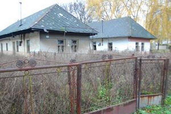 Opustené domy sú realitou slovensko-ukrajinského pohraničia.