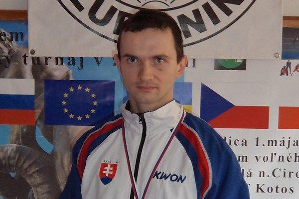 Martin Suchý. Bronzový asistent trénera.