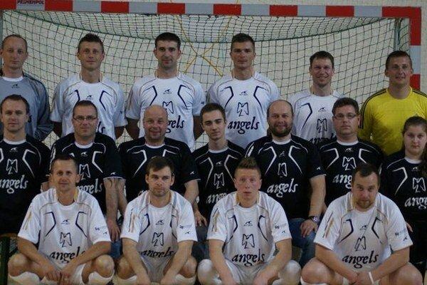 Angels Humenné. Domáci účastník futsalového Final Four 2013/2014.