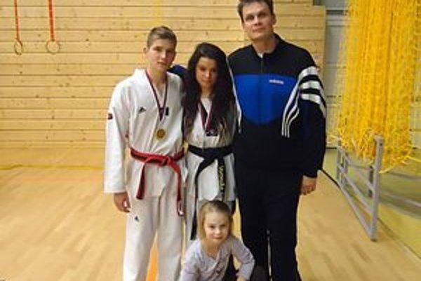 Taekwondo klub. Zúčastnil sa podujatí Ilyo cup a Majstrovstiev SR.