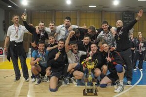 Úspech spred roka. ŠK Chemes Humenné ako víťaz Slovenského pohára 2010/11.