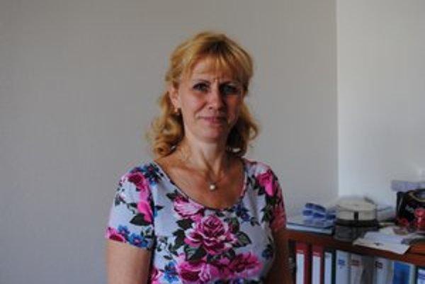 Marta Mrázová je výkonnou riaditeľkou organizácie.