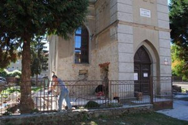 Reformovaný kostol je tretím najstarším v Humennom.