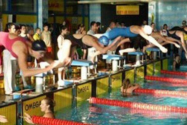 Andritz cup 2012. Vydarené plavecké podujatie v Humennom.