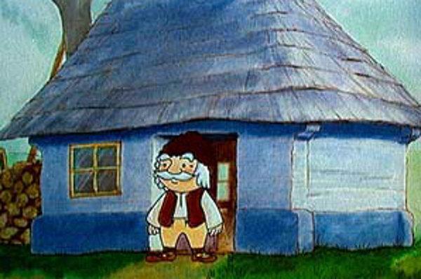Deduško Večerníček sa nedávno ako reklama dostal aj do programu súkromných televízií a aj do ulíc.