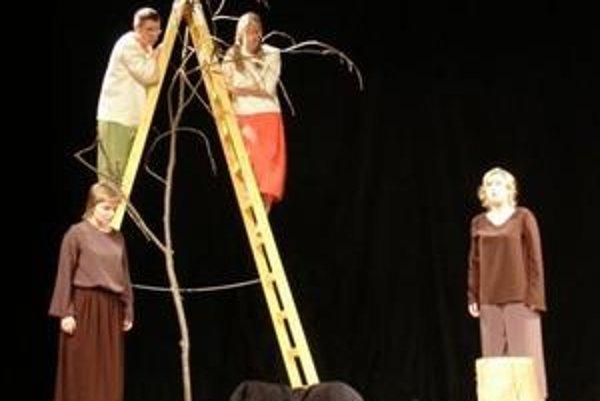 Divadelný súbor Zoči. Hrozí vďaka novému nariadeniu zánik. Z ôsmich členov spĺňajú stanovené podmienky len dvaja.