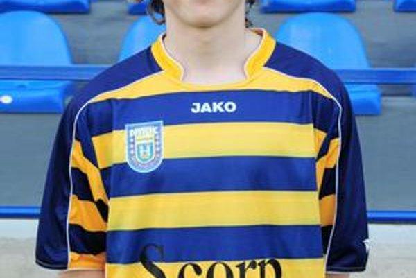 Róbert Kovaľ. Reprezentant Slovenska do 17 rokov.