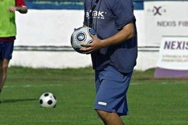 Andrej Čirák. Humenský kouč je zúfalý.