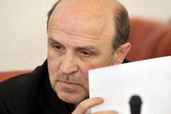 Bývalý riaditeľ úradu Roman Šipoš.