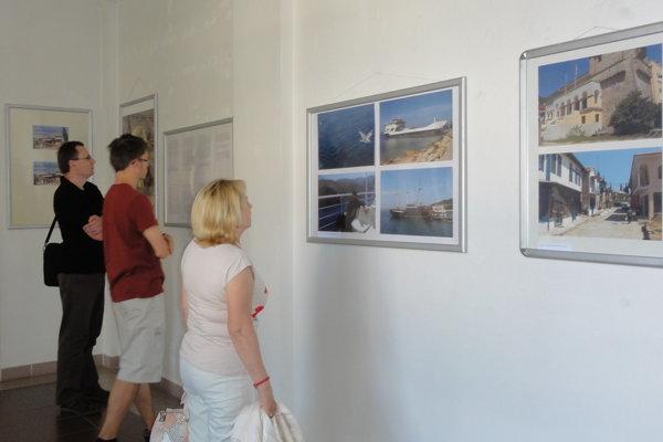 Výstava potrvá do konca augusta.