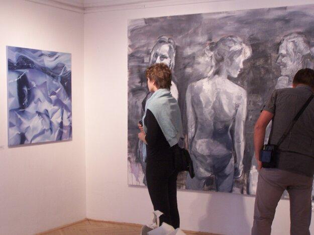 VI. Bienále voľného výtvarného umenia.