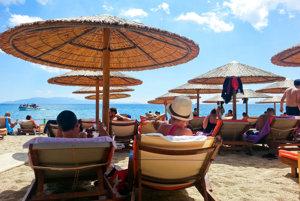 Cyprus navštívilo najviac turistov od začiatku merania štatistiky.