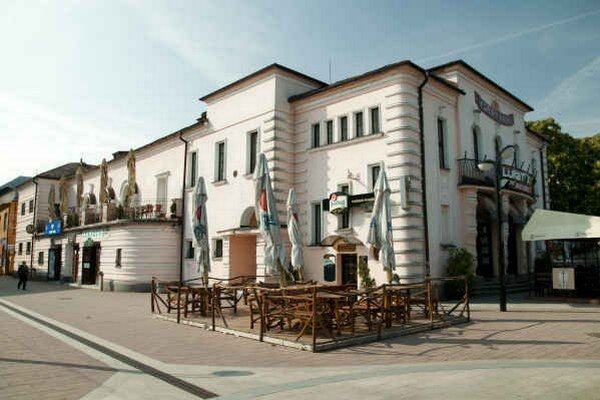 Kino Capitol. Bola to kapacitne najväčšia sála v Michalovciach.