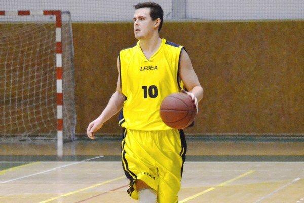Vladislav Mitterpák. Opäť by mal patriť k oporám mužského tímu.