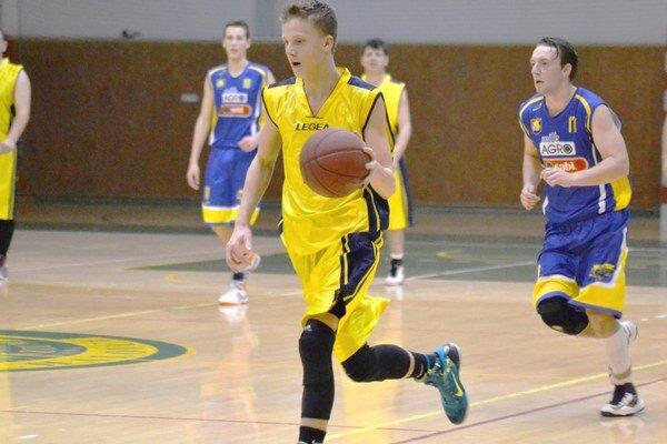 V Sabinove sa mu darilo. Milan Janošov mladší sa prezentoval 22 bodmi.
