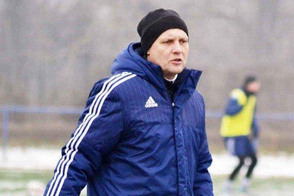 Stanislav Griga. Nový lodivod MFK Zemplín Michalovce.