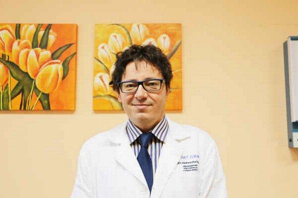 Radovan Barilla. Hovorí: rakovina je veľmi prefíkaná a múdra choroba.