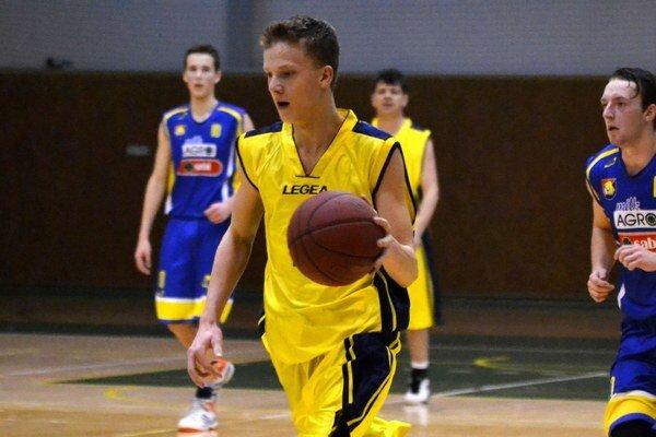 Proti Sabinovu sa mu darilo. Milan Janošov mladší zaznamenal 21 bodov.