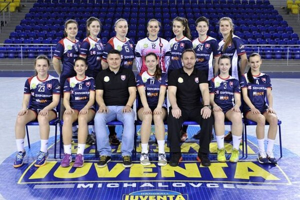 Družstvo Gymnázia Pavla Horova. Vo Francúzsku výborne reprezentovalo svoju krajinu.
