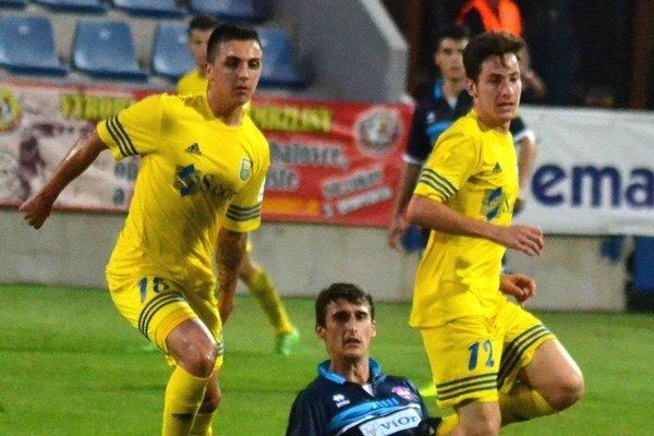 Nastúpili po dlhodobej pauze. Stanislav Danko (vľavo) aJozef-Šimon Turík sú späť.