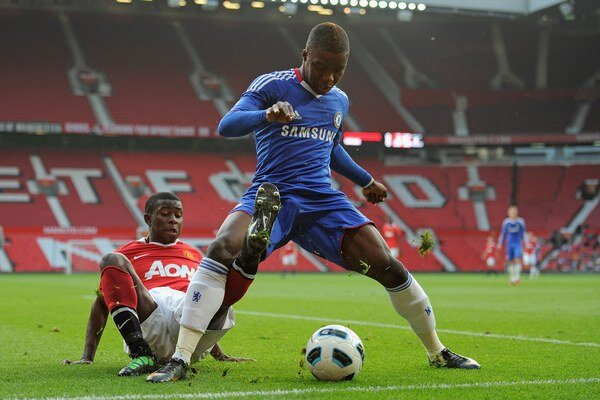 Aziz Deen-Conteh. Odchovanec Chelsea zarezáva sMichalovcami.