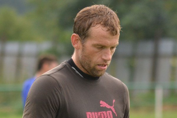 Stále je bez klubu. Marián Kelemen trénuje s MFK Zemplín.