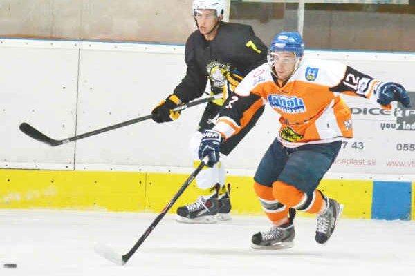 Vracia sa po vyše dvoch rokoch. Igor Halás (vpravo) bude opäť hájiť farby Dukly.