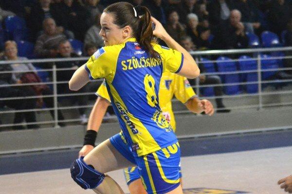 Aj T. Szöllösiová sa teší na domáci duel. Iuventa nastúpi doma po vyše dvoch mesiacoch.
