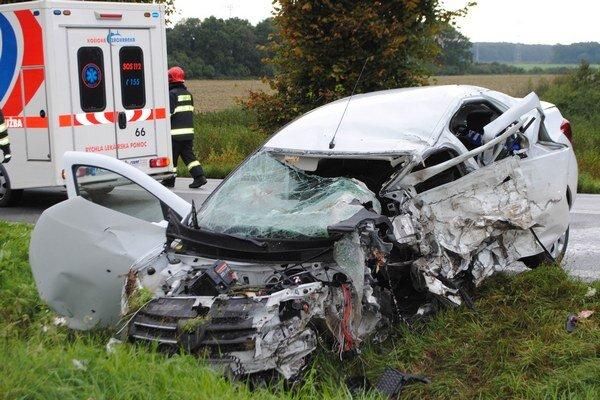 Tragický rok. Vlani na cestách Michalovského a Sobranského okresu došlo k 293 dopravným nehodám. Zahynulo až 6 ľudí.