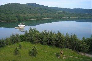 Starina. Vodu z nej privádzajú do Košíc 145 kilometrov.