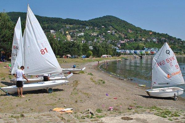 Zemplínska Šírava. Slovenské more zaznamenalo rekord v návštevnosti.