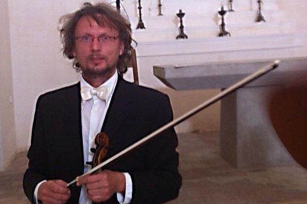 Koncertný majster. Vlado Kunca žne úspechy v Orchestri de Girona.
