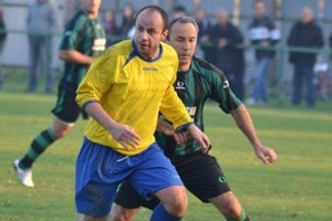 V tíme majú najlepšieho strelca. Miroslav Lakatoš zaznamenal v jeseni 15 gólov.