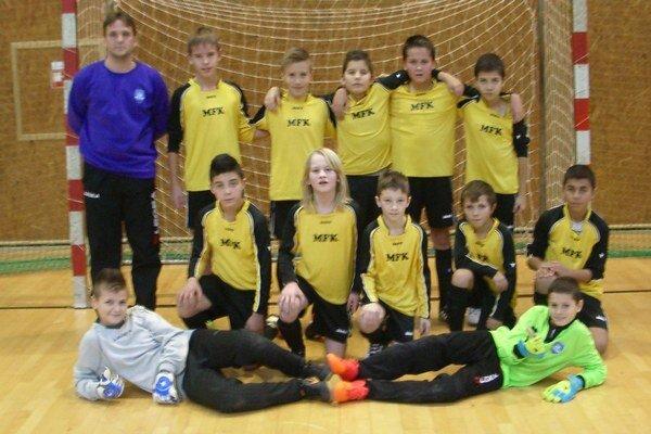 Družstvo Veľkých Kapušian. V štyroch zápasoch až trikrát vyhralo.