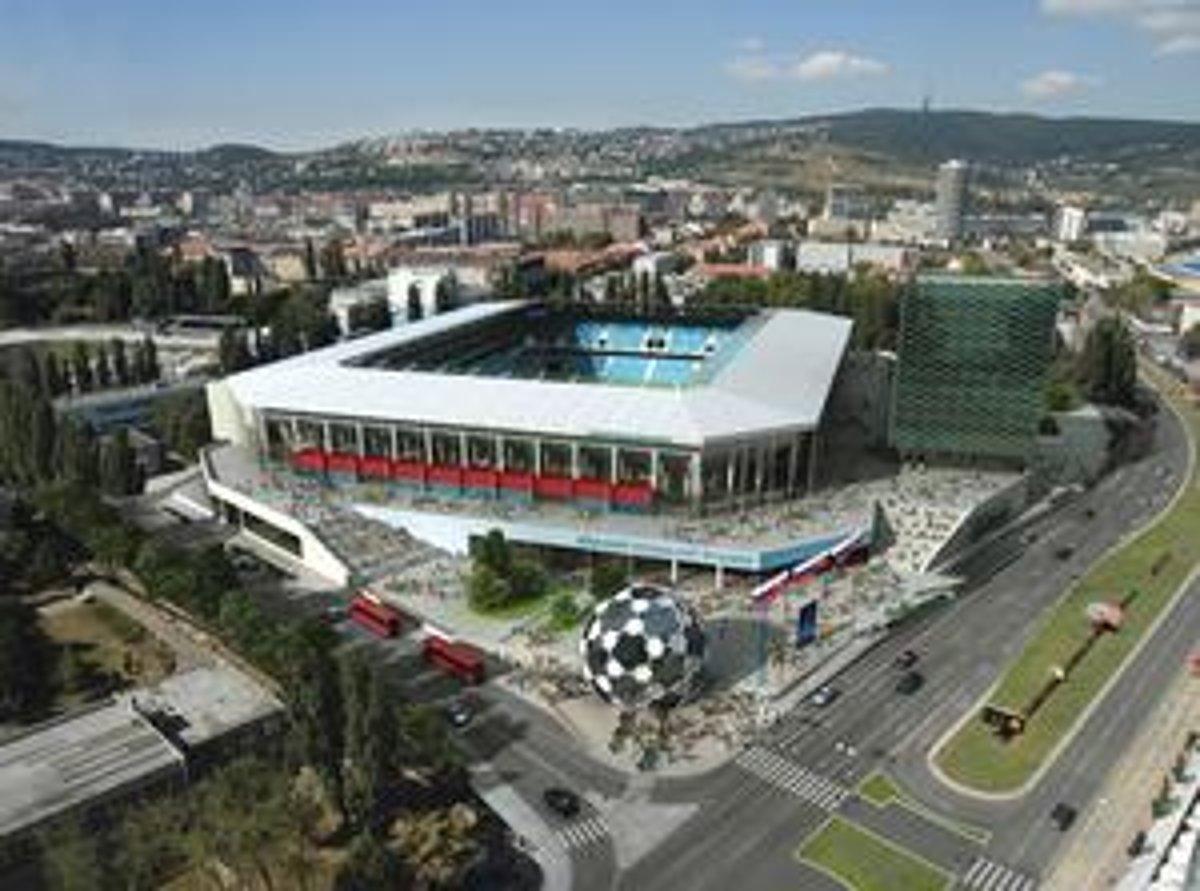 c2f971e83a Otvorenie Národného futbalového štadióna malo byť podľa pôvodných plánov v  prvom polroku 2009. Dodnes však