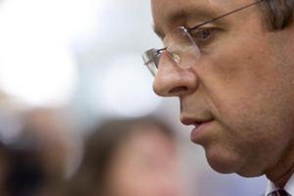 Vtedajší minister financií Ivan Mikloš.