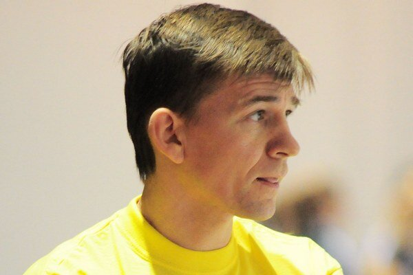 Ukrajinec Borys Petrovskyj. Na staronovom pôsobisku sa roboty ujme v polovici júla.