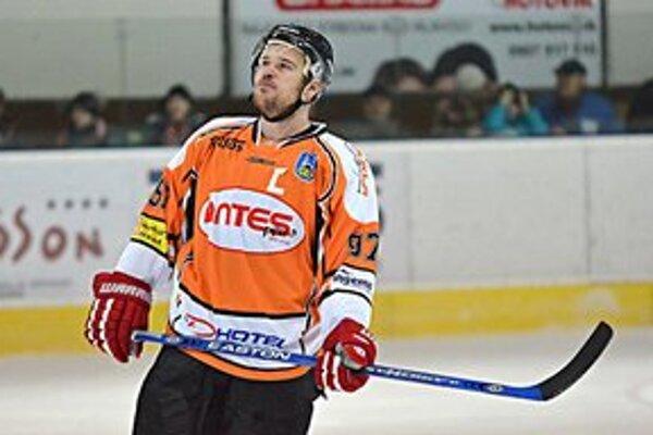 Kapitán michalovskej Dukly. Ivan Boržik pôsobí od návratu zo zahraničia v materskom celku druhú sezónu.