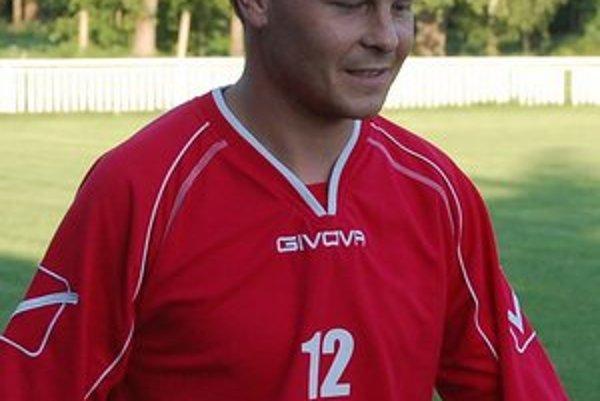 Staronová tvár v Strážskom. Zoltán Csomos sa vrátil z hosťovania.