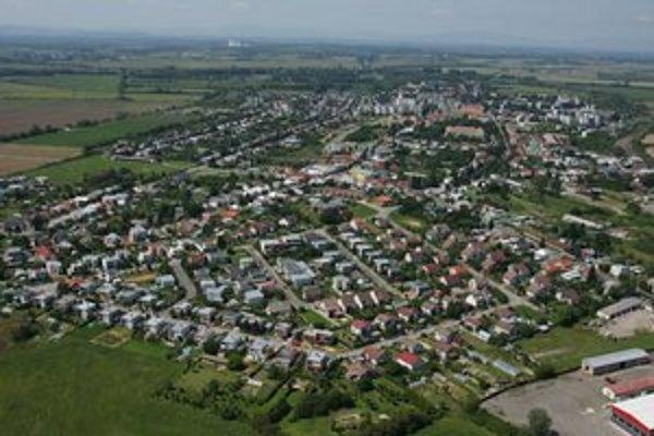 Veľké Kapušany. Aktívne spolupracujú s viacerými zahraničnými mestami. FOTO: